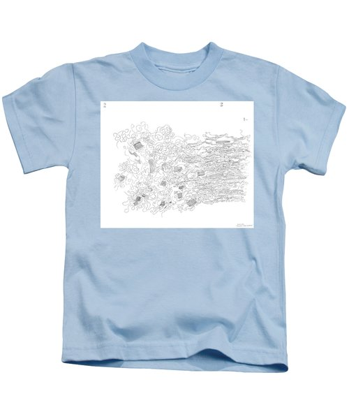 Polymer Fiber Spinning Kids T-Shirt