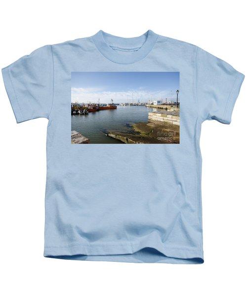 Poole Harbour Kids T-Shirt