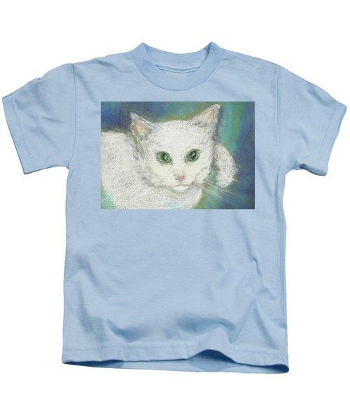 Portrait Of Misty Kids T-Shirt
