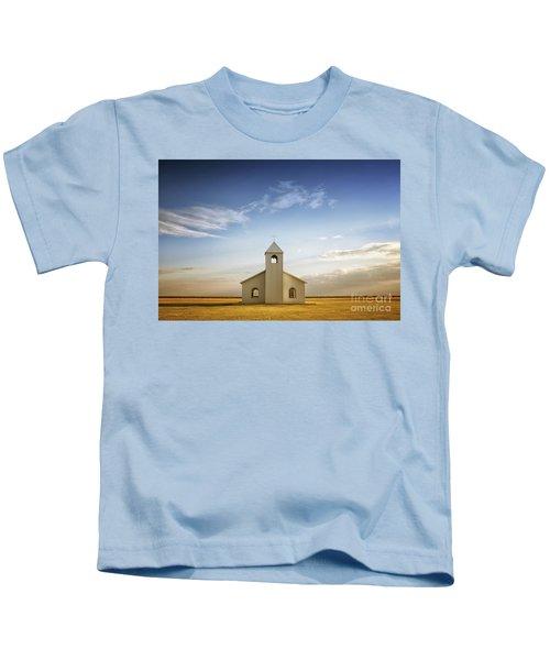 Prairie Faith Kids T-Shirt