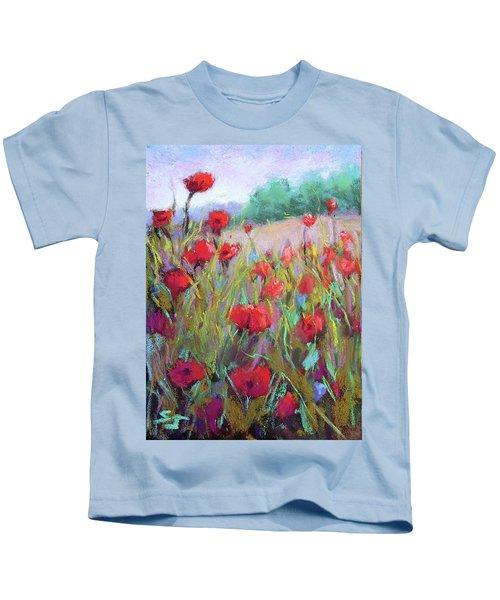 Praising Poppies Kids T-Shirt