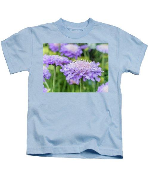 Pretty Purple Kids T-Shirt