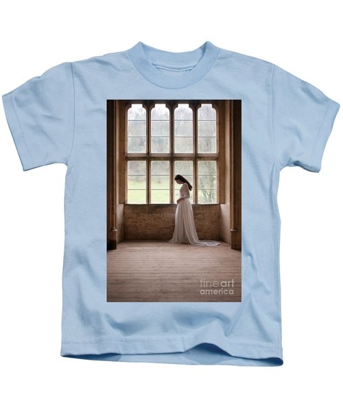 Princess In The Castle Kids T-Shirt