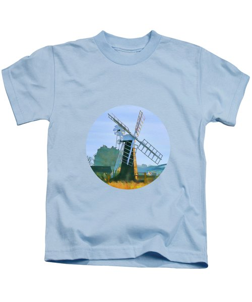 Priory Windmill Kids T-Shirt