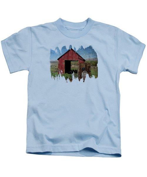 Private Property No Trespassing Kids T-Shirt