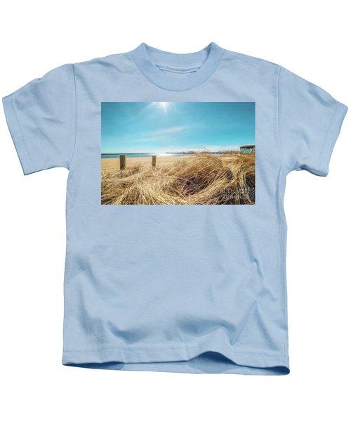 Provincetown Harbor Kids T-Shirt