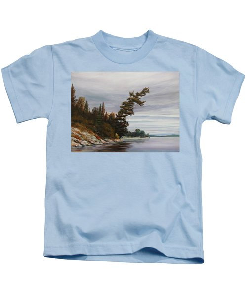 Ptarmigan Bay Kids T-Shirt