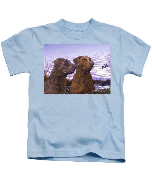Ragen And Sady Kids T-Shirt