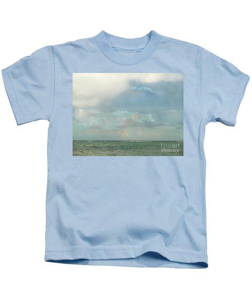 Rainbow 1 Kids T-Shirt