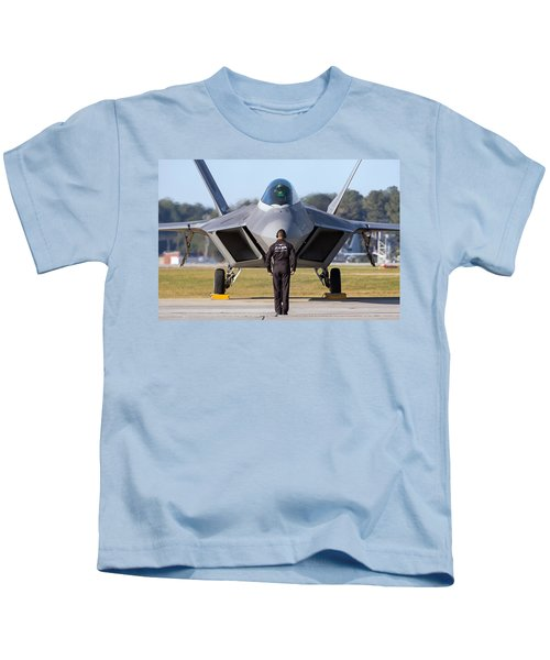 Raptor Handler II Kids T-Shirt