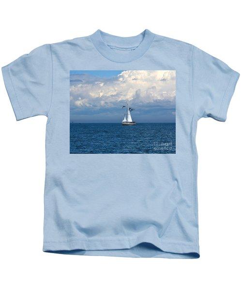 Razorbill Escort Kids T-Shirt