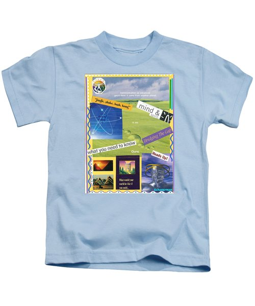 Re-evolution Is At Hand Kids T-Shirt