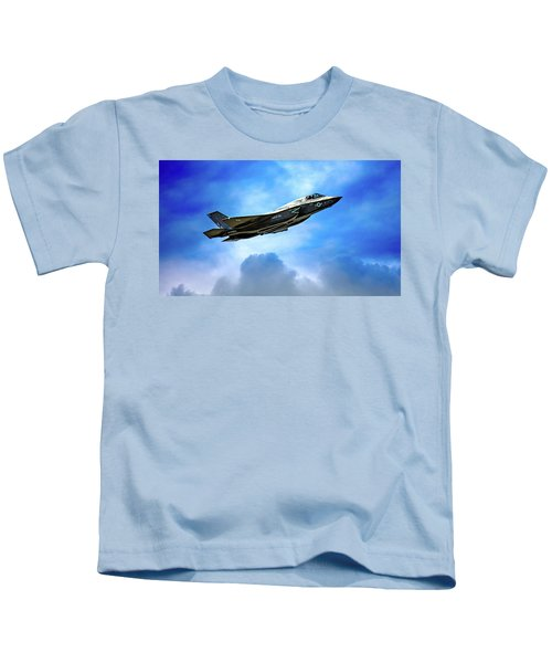Reach For The Skies Kids T-Shirt