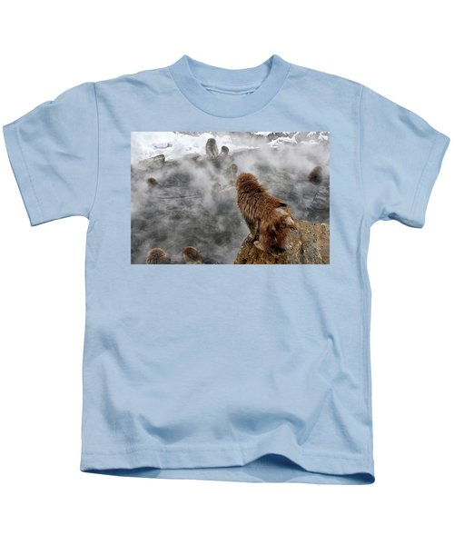 Ready For The Plunge Kids T-Shirt