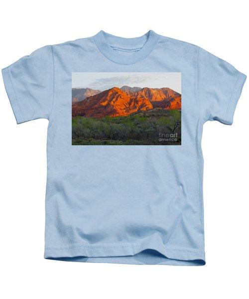 Red Hills Kids T-Shirt