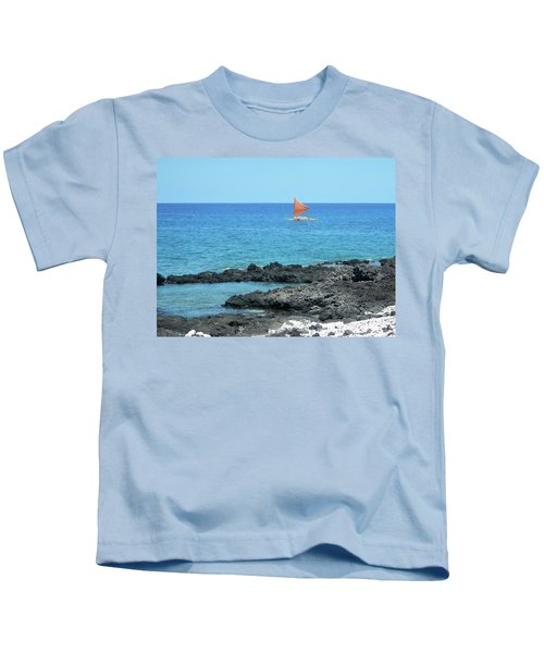 Red Sail Kids T-Shirt