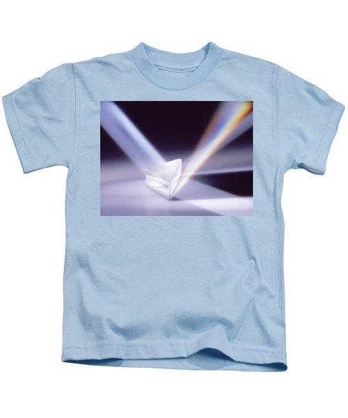 Refraction 2 Kids T-Shirt