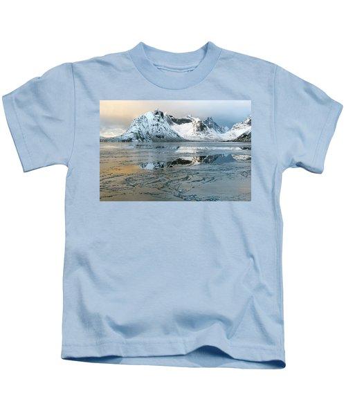 Reine, Lofoten 5 Kids T-Shirt