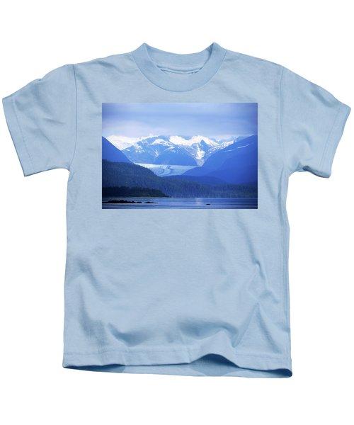 Remains Of A Glacier Kids T-Shirt