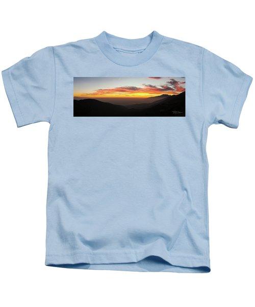 Rim Of The World Kids T-Shirt
