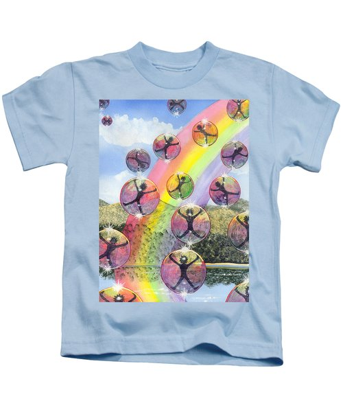 Rising Above It All Kids T-Shirt
