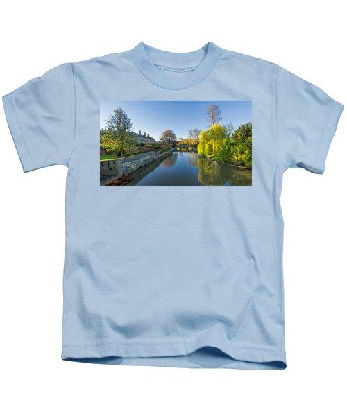 River Cam Kids T-Shirt