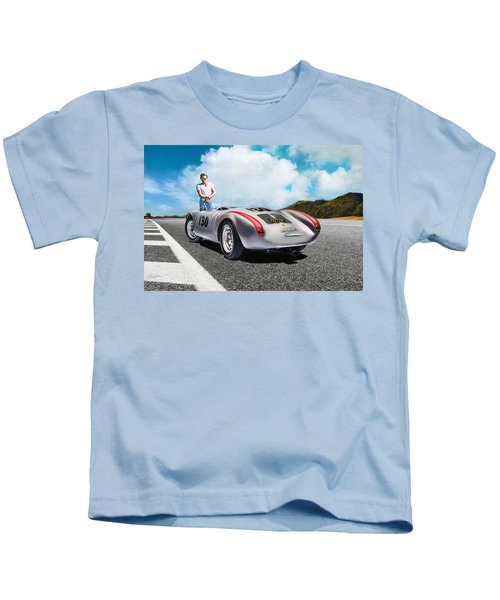 Road To Eternity Kids T-Shirt