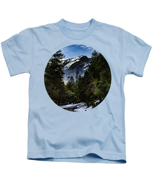 Road To Wonder Kids T-Shirt by Adam Morsa