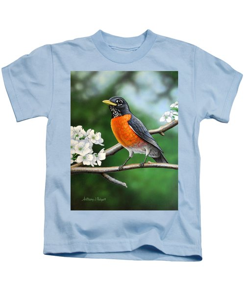 Robin Kids T-Shirt