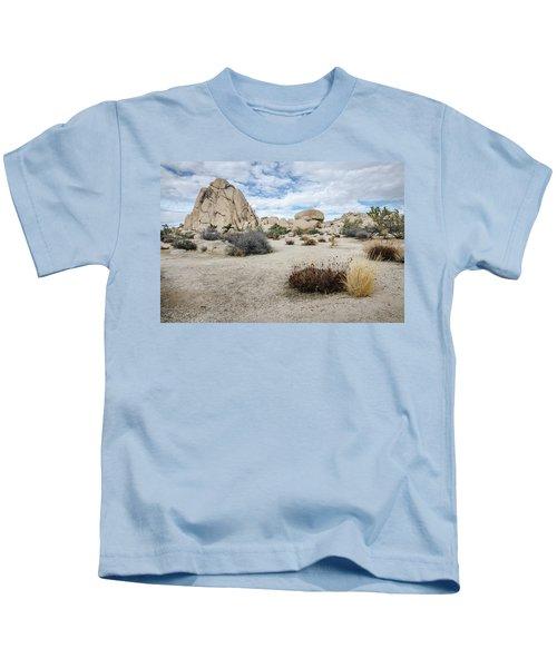 Rock Tower No.2 Kids T-Shirt