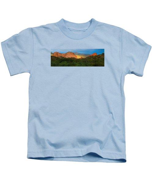Rocky Mountain High Kids T-Shirt