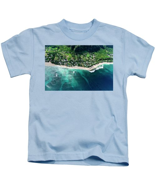 Rocky Point Overview. Kids T-Shirt