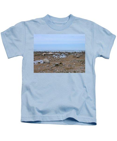 Rocky Shore Kids T-Shirt