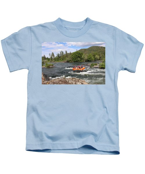 Rogue River Fun Kids T-Shirt
