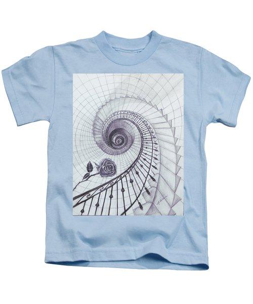 Romeo And Juliet Kids T-Shirt