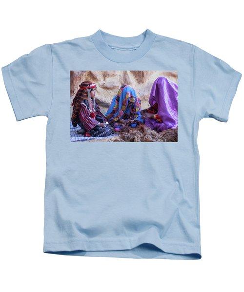 Rope Makers Kids T-Shirt