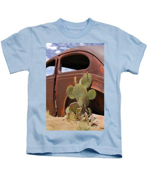 Route 66 Cactus Kids T-Shirt