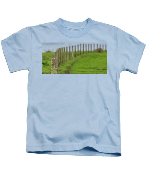 Row View  Kids T-Shirt