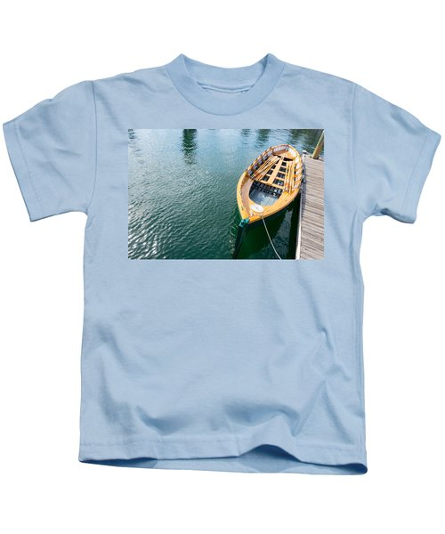 Rowboat Kids T-Shirt