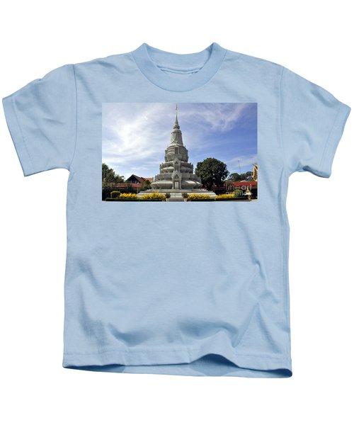 Roy Palace Cambodia 12 Kids T-Shirt