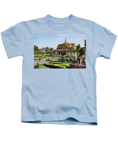 Royal Palace 06 Kids T-Shirt