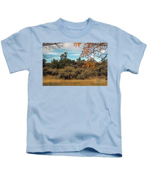 Sagebrush And Lava Kids T-Shirt