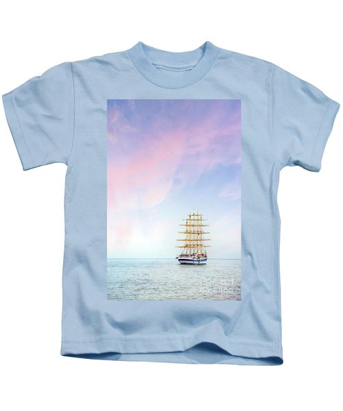 Sail Eternal Kids T-Shirt