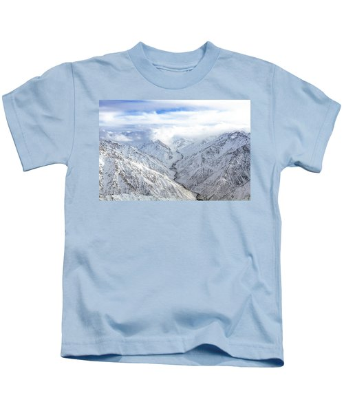 Salang Pass Kids T-Shirt
