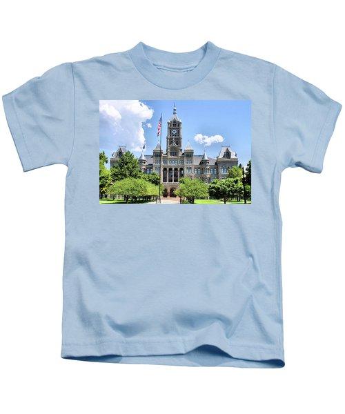Salt Lake City County Building Kids T-Shirt