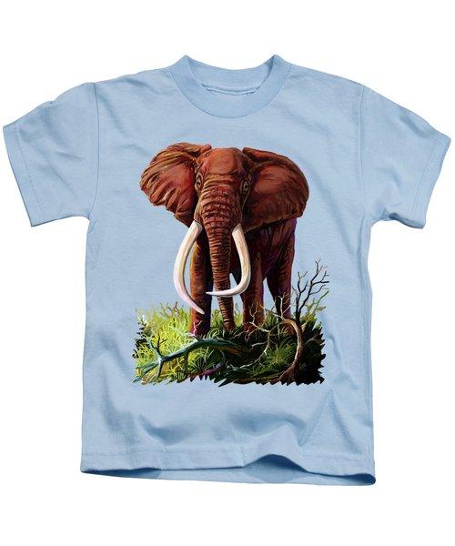 Satao II - The Elephant Kids T-Shirt