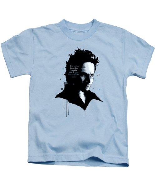 Say Hello To Heaven  Kids T-Shirt