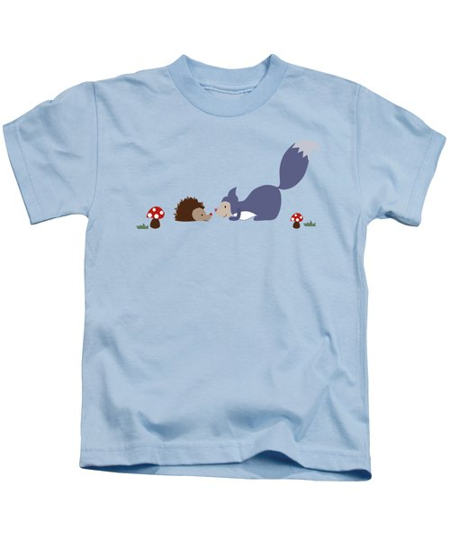 Say Yes To New Adcentures Kids T-Shirt