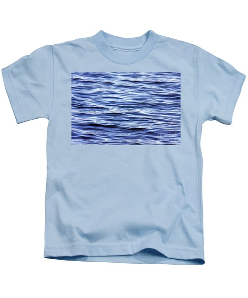 Scanning For Dolphins Kids T-Shirt