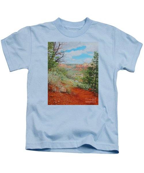 Sedona Trail Kids T-Shirt